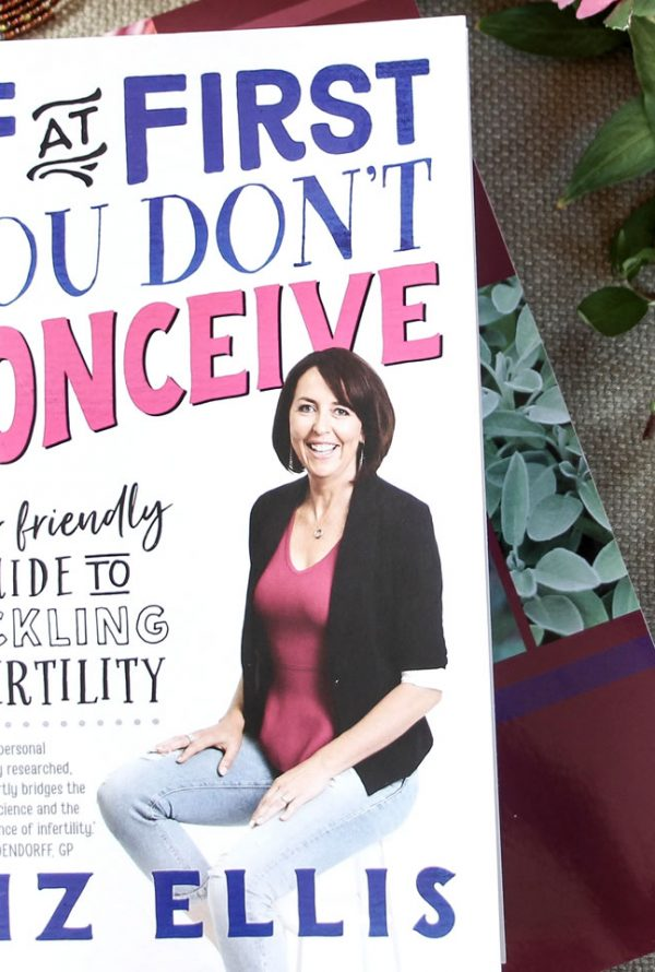 Liz Ellis - If at first you dont conceive
